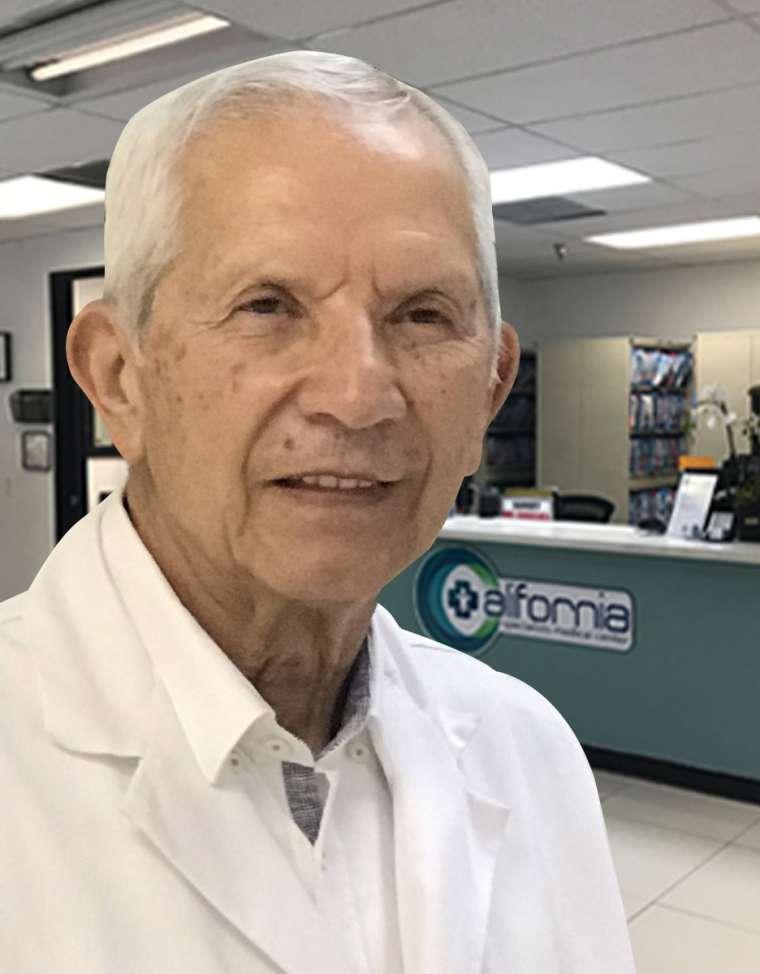 Dr. Alvaro Rojas