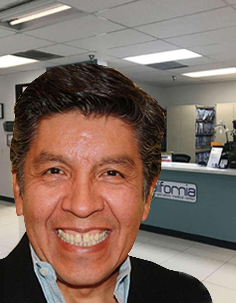 Dr. Angel Gomez Garcia